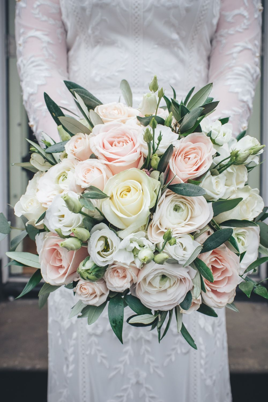 60 Hope Street Wedding Liverpool - Intimate Spring City Cherry Blossom Trees   Whimsical Wonderland Weddings