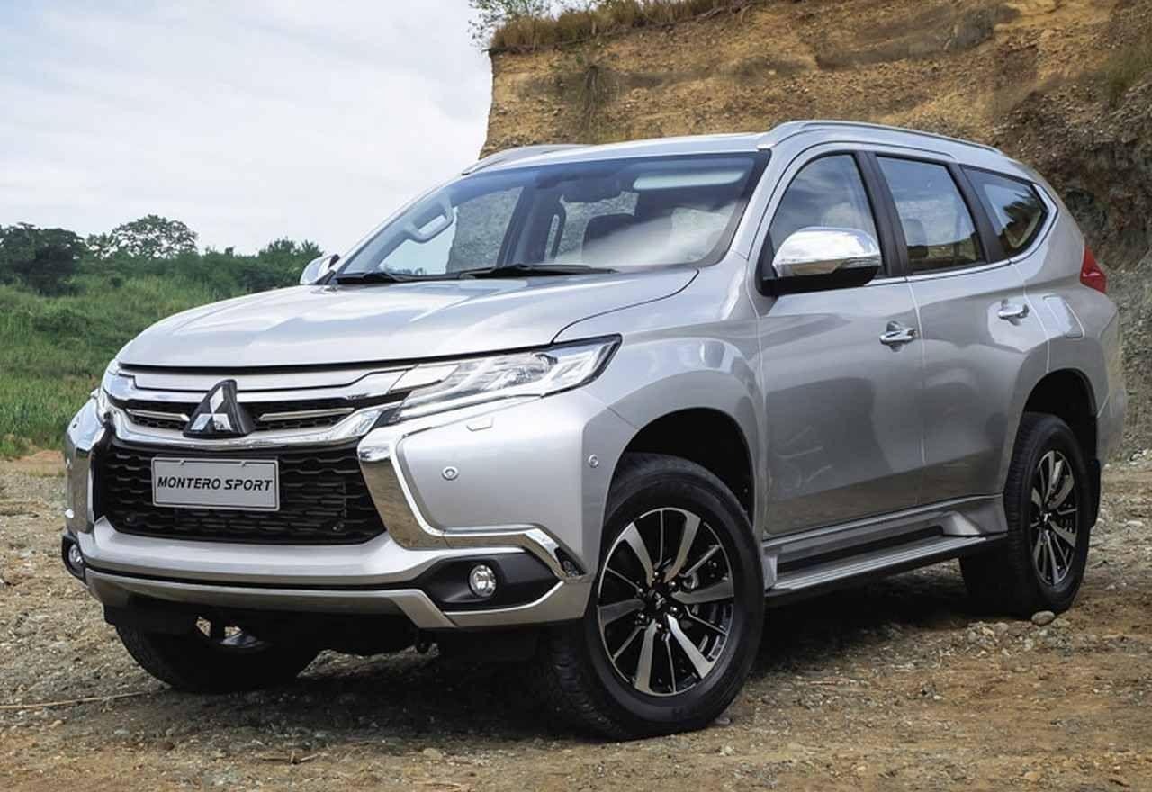 2018 Mitsubishi Montero Concept, Specs, Redesign, Price