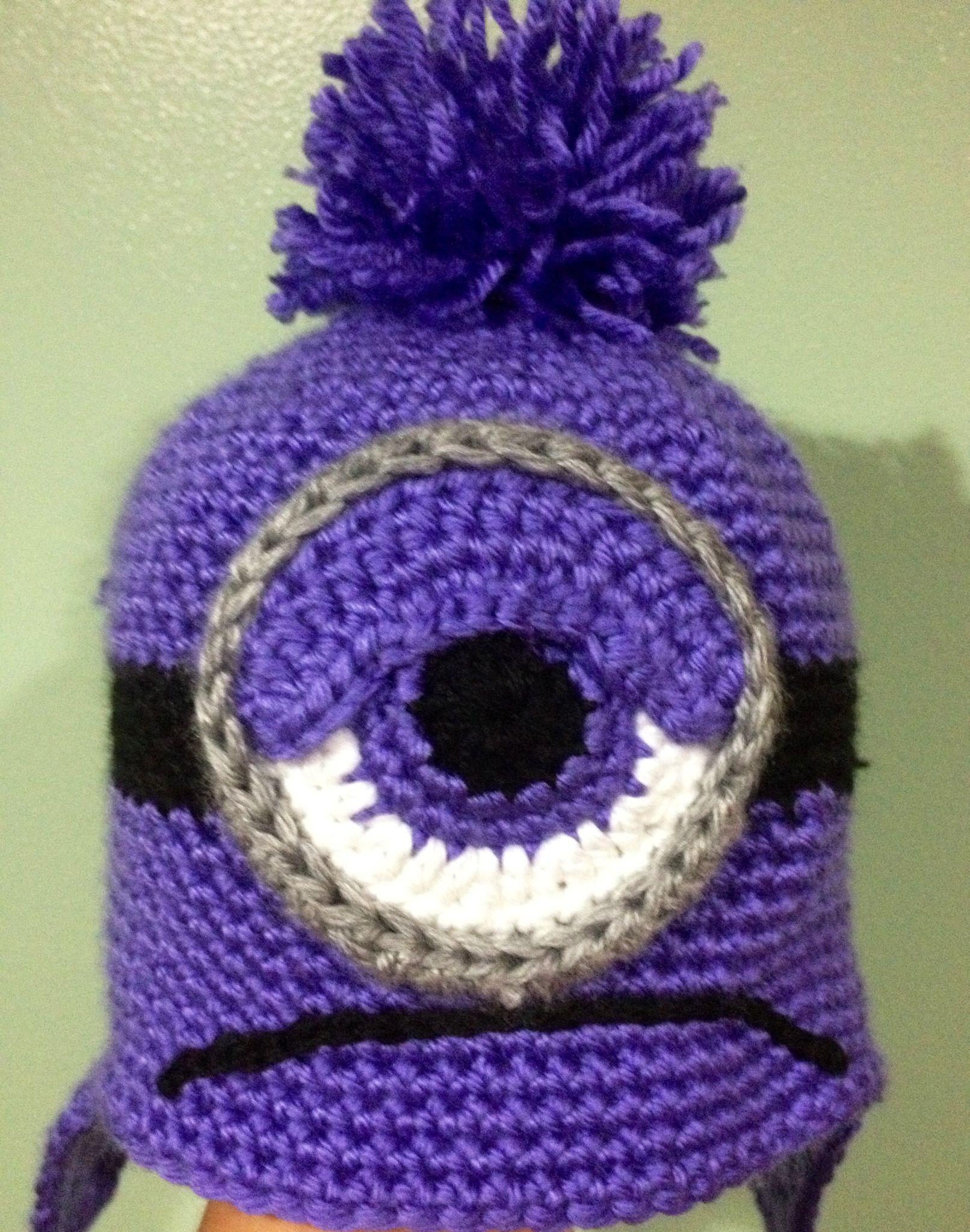 Despicable Me Evil Minion Crochet Patterns