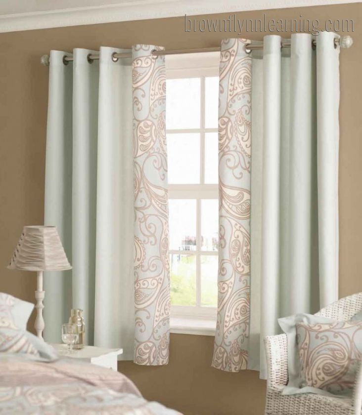 Photos The Quot Bedroom Curtain Ideas For Short Windows Window Curtains