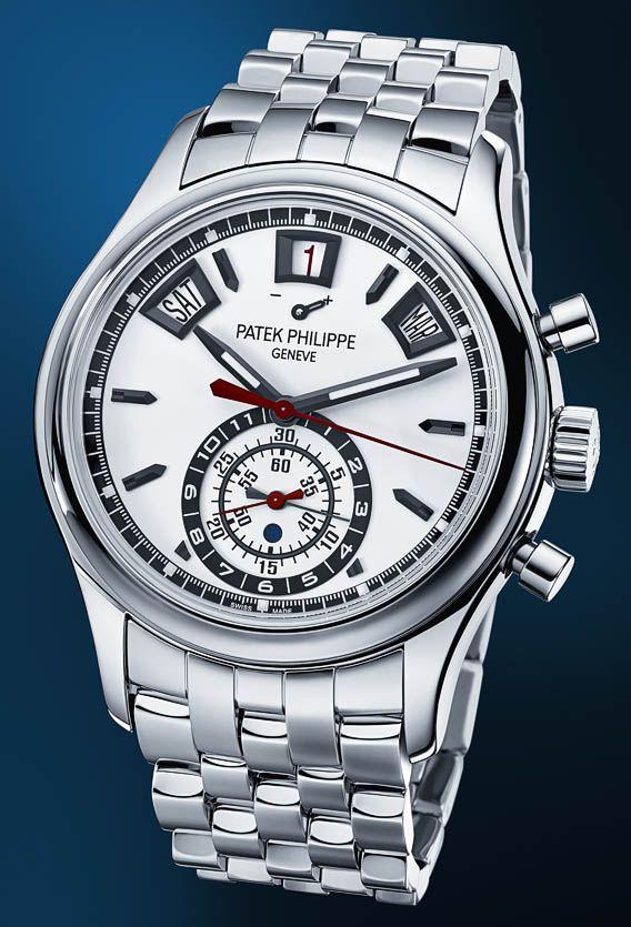 La Cote des Montres : La montre Patek Philippe Chronographe