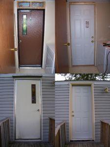 Older Mobile Home Remodel