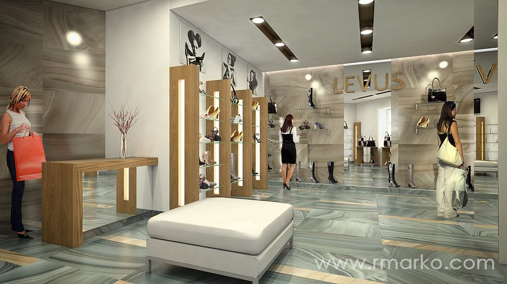 designer shoe shop interior - google search | hoity toity