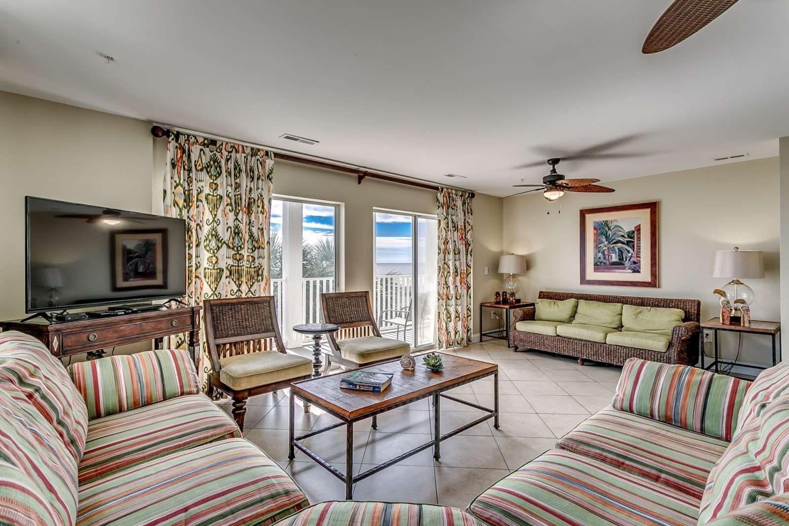 North Myrtle Beach Vacation Rental Ambassador Villas