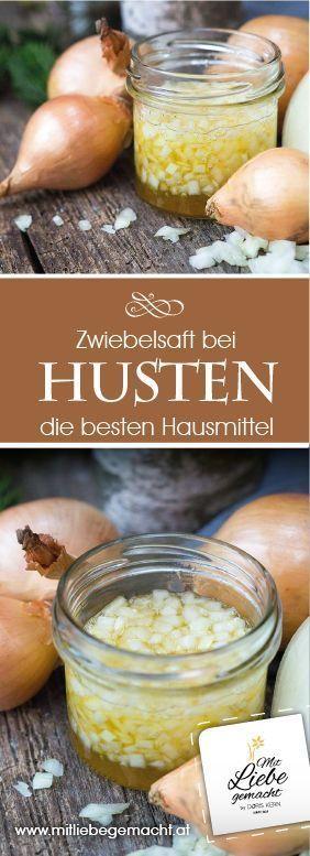 Il miglior rimedio casalingo per la tosse - succo di cipolla, che agisce delicatamente e anche bene. - - Rimedi Naturali