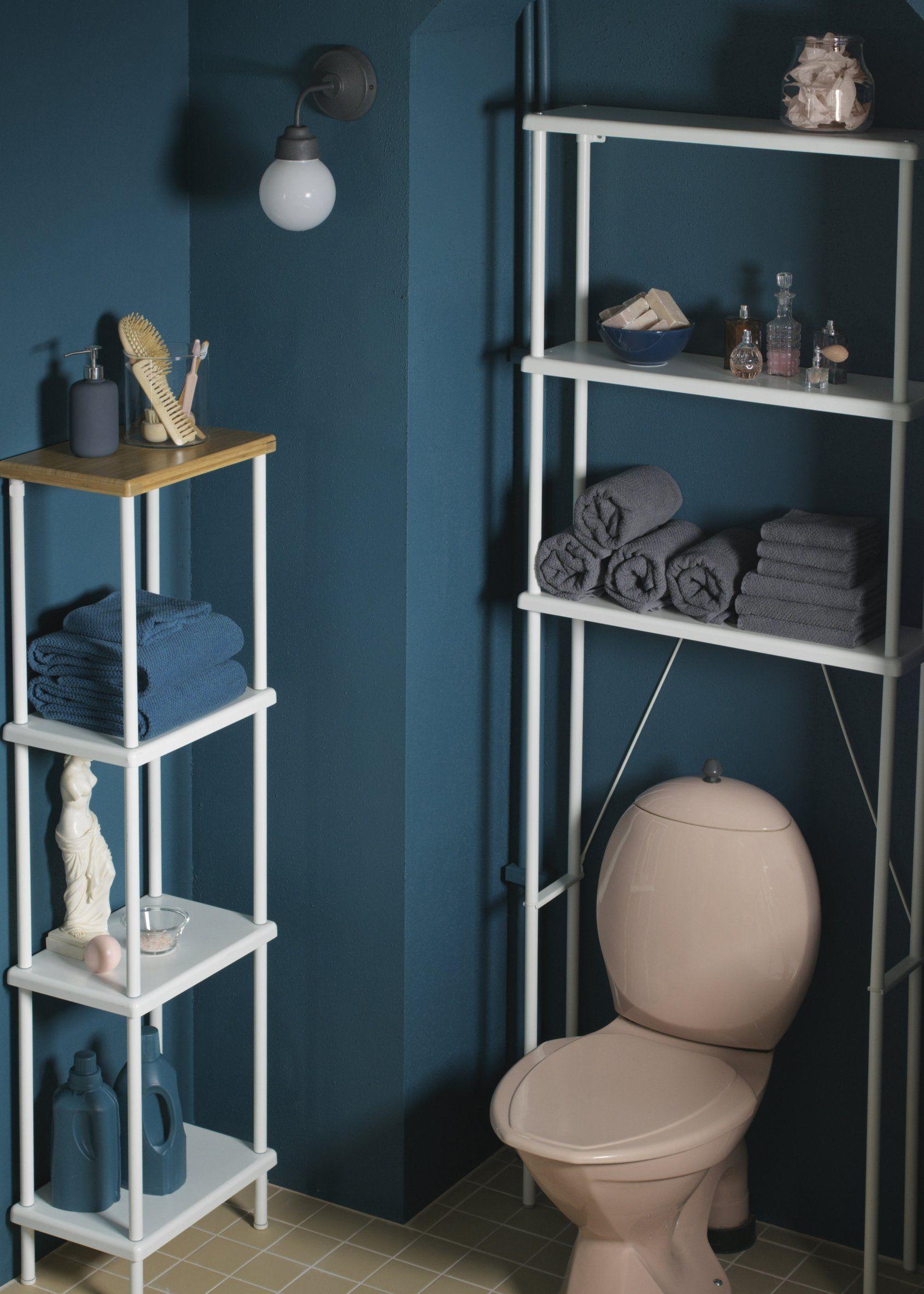 De 25 Idees Pour Decorer Vos Wc Decoration Toilettes Deco Toilettes Interieur Salle De Bain