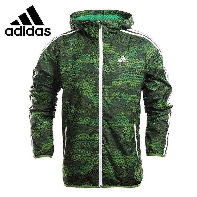 Chaqueta de hombre original de la la nueva llegada Adidas llegada con performance jacket con capucha c7d93ac - itorrent.site