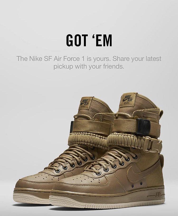 nike air force 1 high sf cement nz