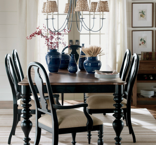Iso Dining Room Tablelov The Leg Spindles  Condo Ideas Fascinating Accessories For Dining Room Table Design Decoration
