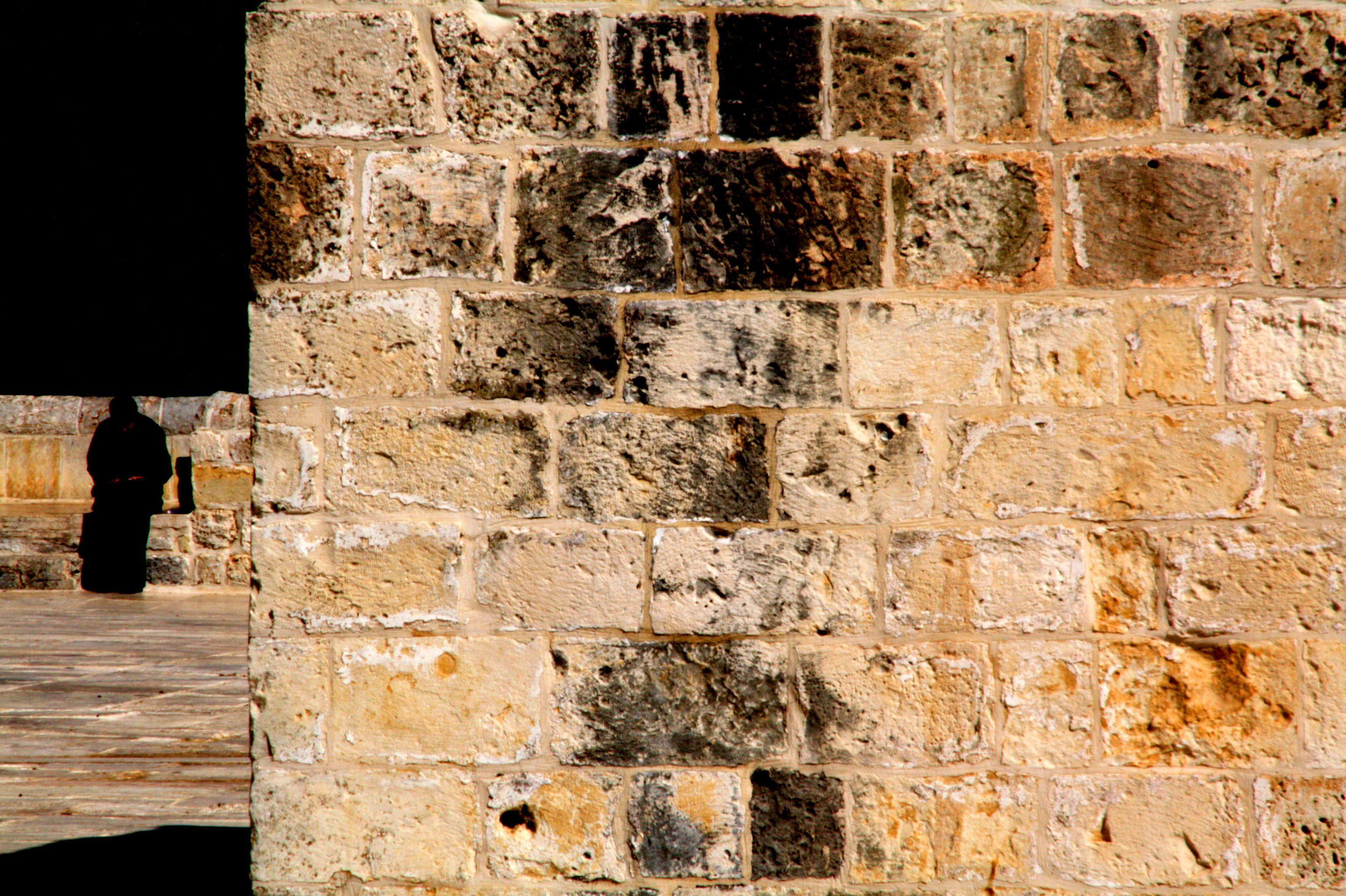 A woman in Jerusalem - nr 2