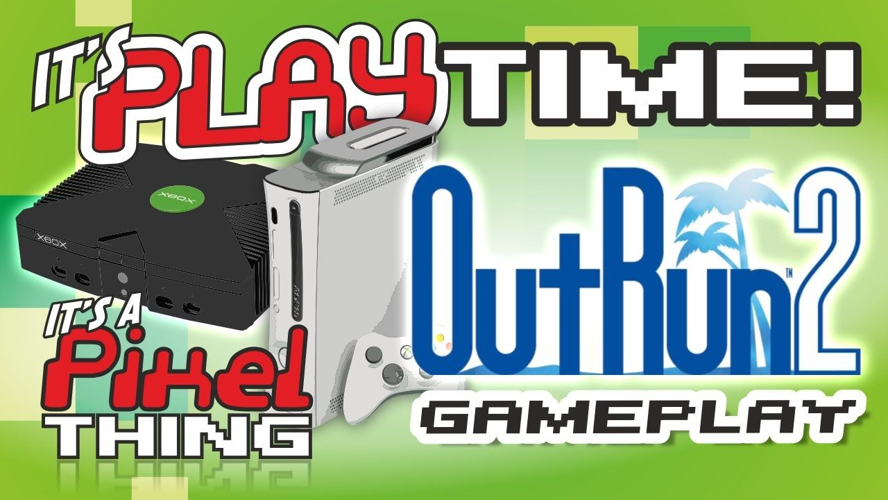 OutRun 2 [2004]: Xbox + Xbox 360 gameplay - It's Play Time
