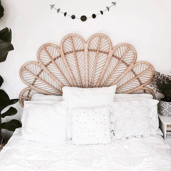 5 Headboard Alternatives You Can Diy This Weekend European Home Decor Asian Home Decor Headboard Alternative