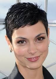 best hairstyles after chemo  Google Search  Short haircuts  Pinterest  Di