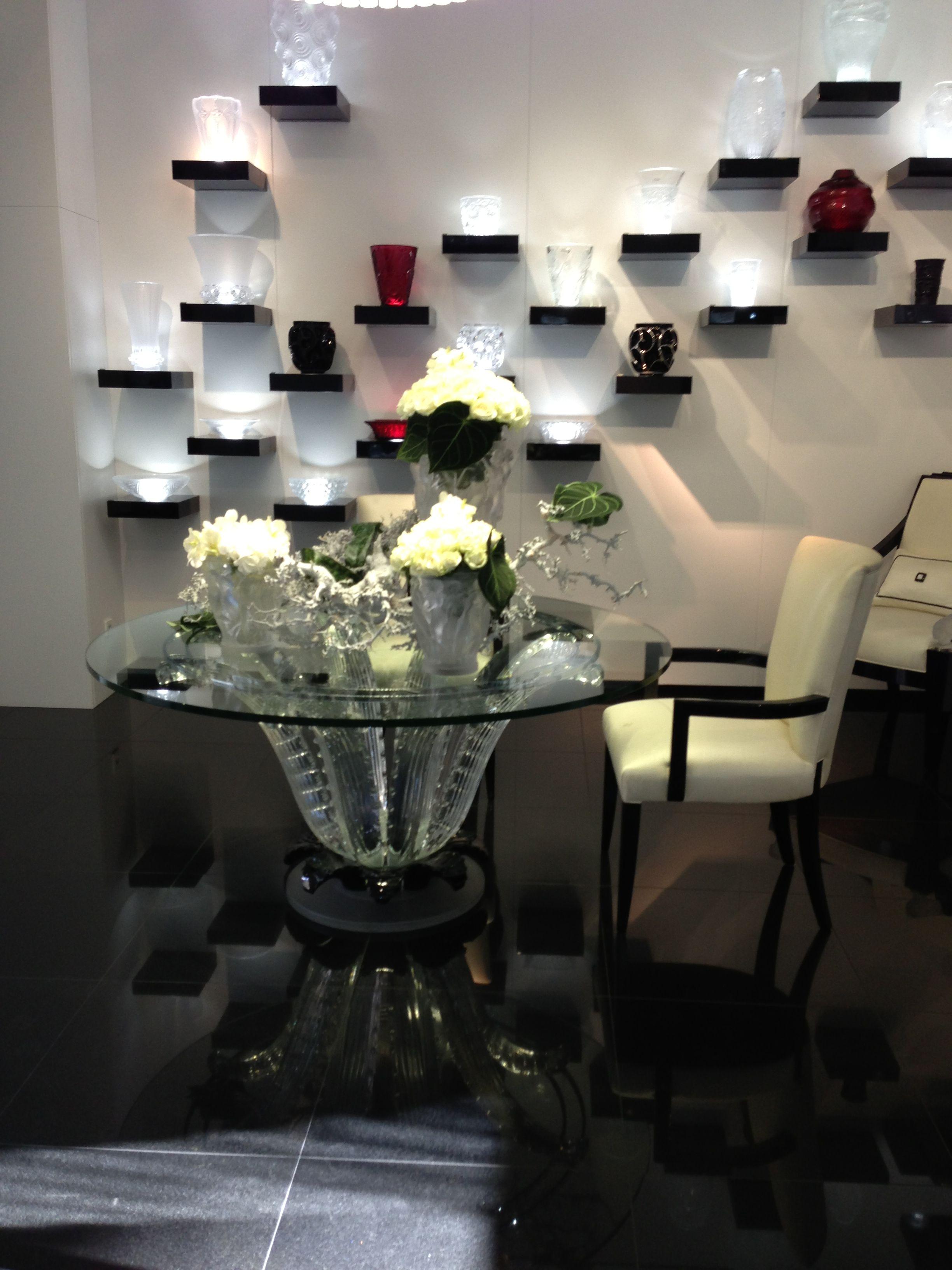 The Studio Harrods Visits Maison Amp Objet Lalique
