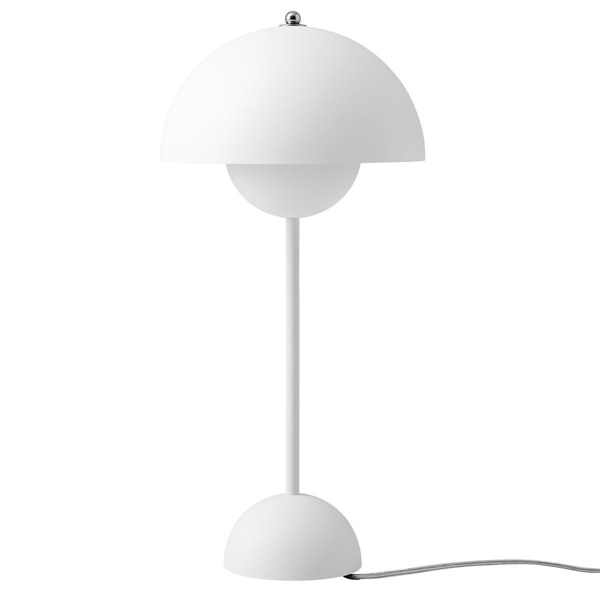 Tradition Flowerpot Vp3 Table Lamp Matt White Lamp Table Lamp Modern Lamp