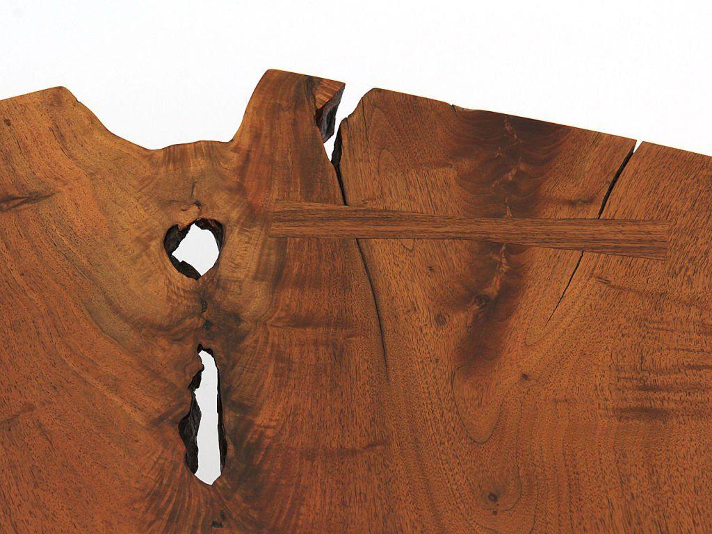 Walnut Low Table By George Nakashima For Sale 3 George Nakashima