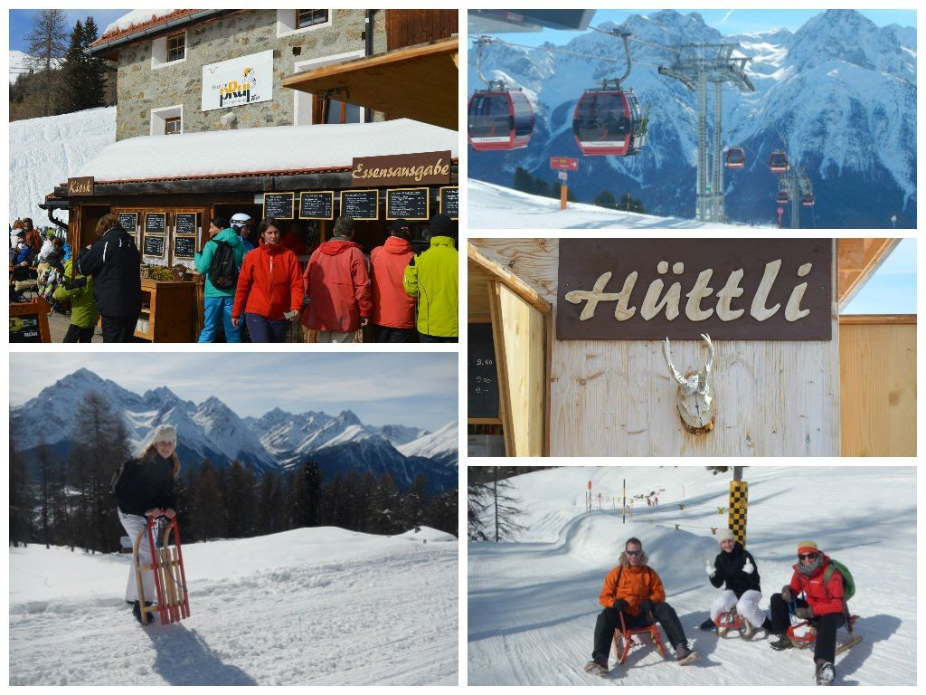 Travel movie, #wintersport in #Switserland
