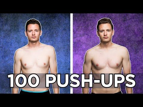 Two Not So Strong Men Embarked On A Month Long Journey To Change Their Bodies This Is Their Story Push Up Push Up Workout 30 Day Pushup Challenge