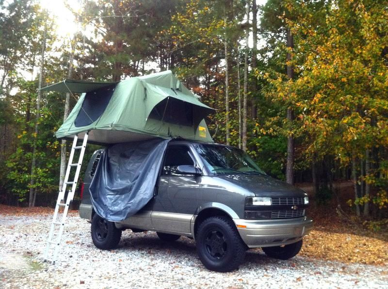 Image Result For Astro Van With Roof Top Tent Astro Van Top Tents Van