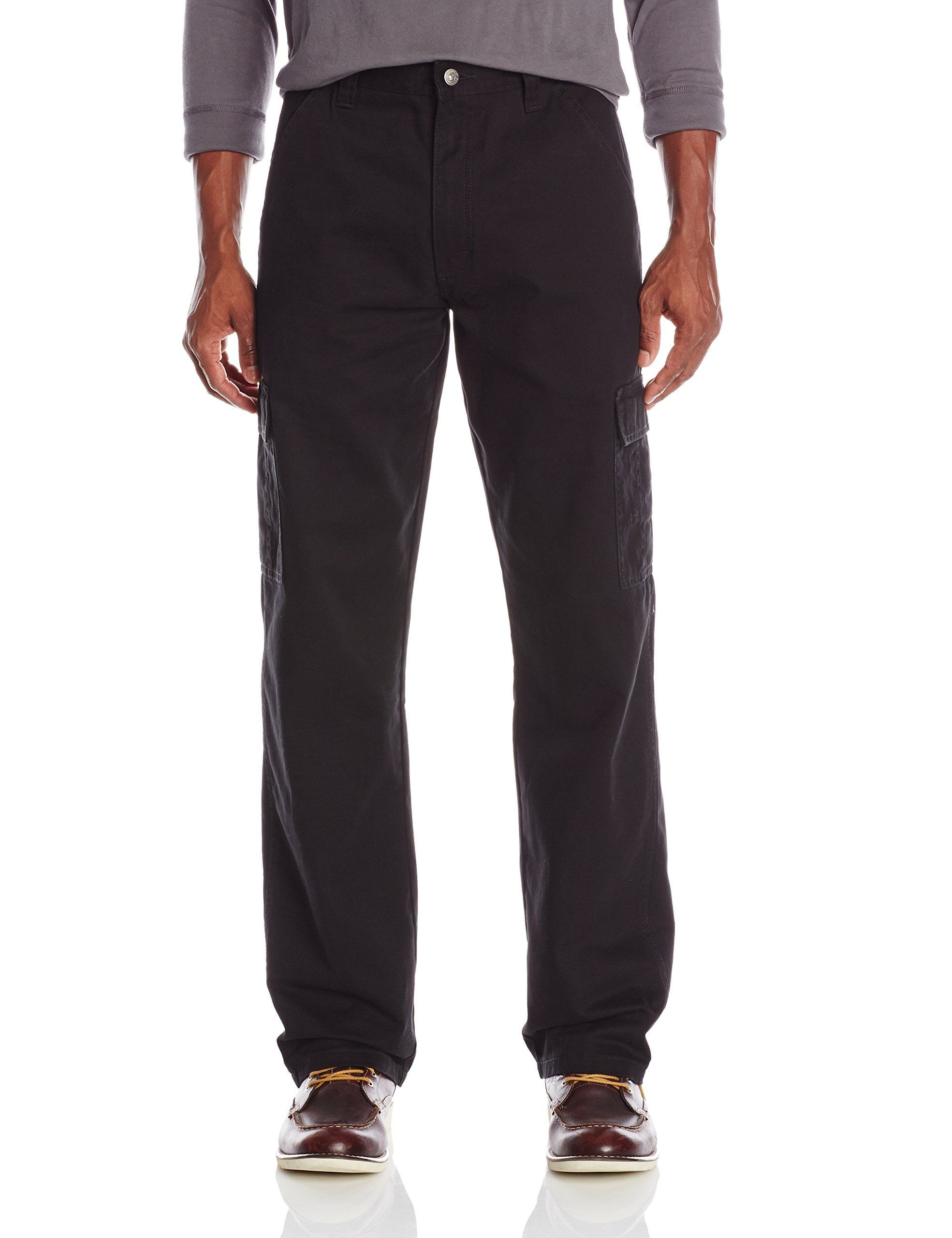 Boughtagain Awesome Goods You Bought It Again Black Cargo Pants Cargo Work Pants Twill Pants
