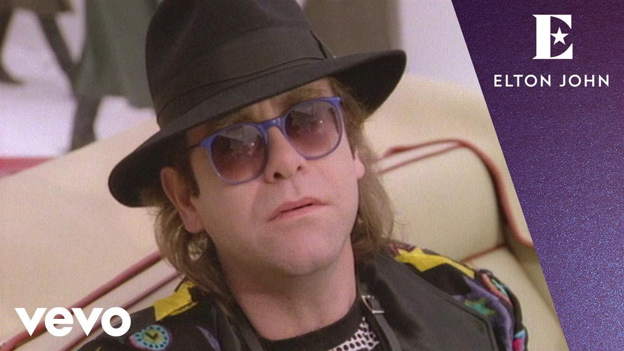 Elton John Nikita 80s 80smusic Musicienjoy Music With
