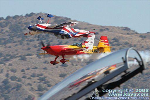 John Klatt and David Martin / Reno Air Race and Airshow 2008