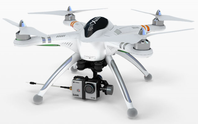 WALKERA QR-X350 PRO DRONE DRIVER FOR MAC