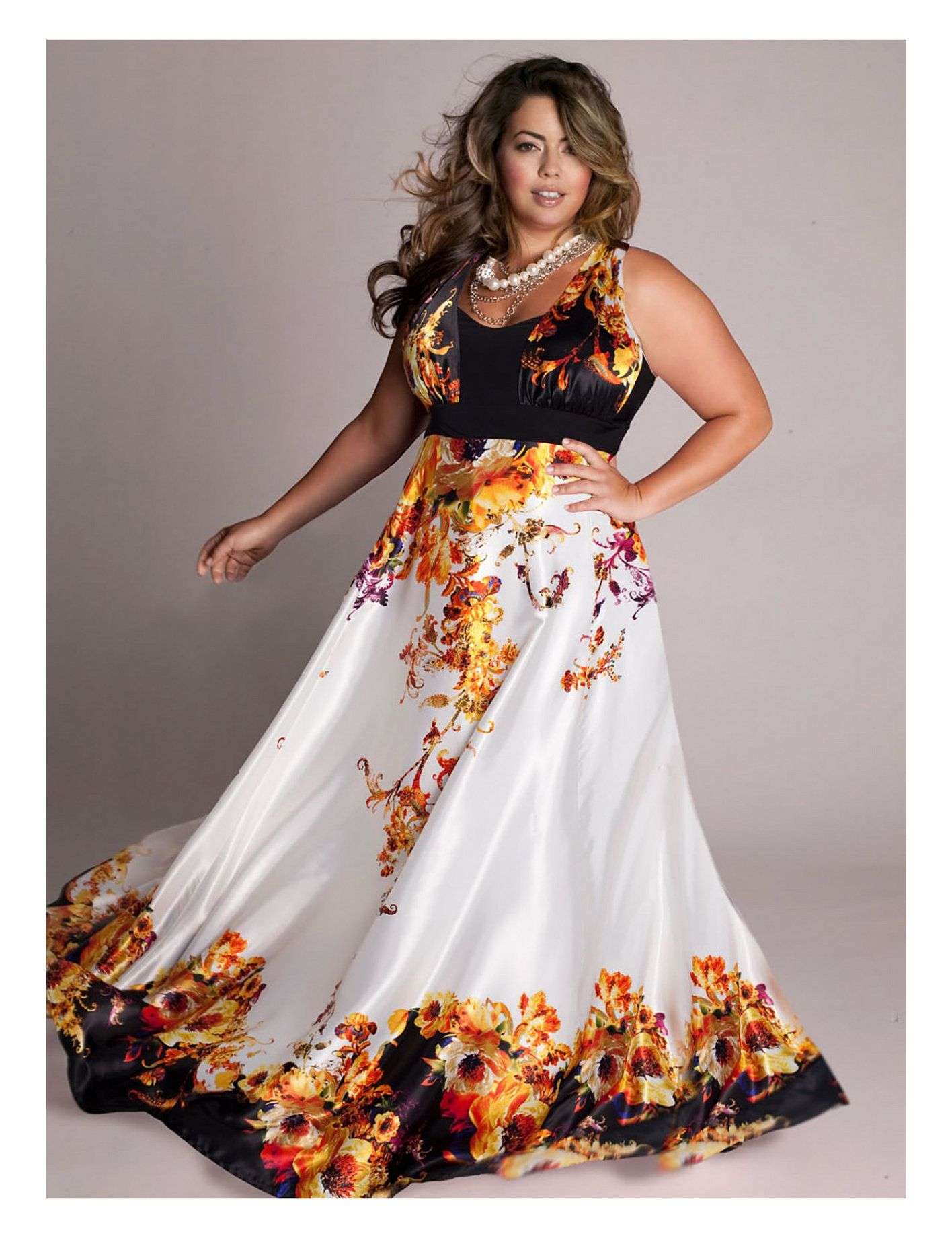 Plus Size Bridesmaid Dresses & Dresses for Wedding Guests | Sonsi ...