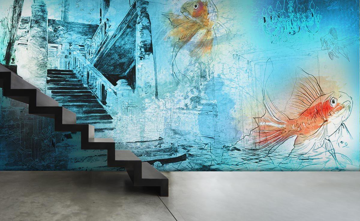 PALAIS Linha Wallpepper Fine-Art / Matteo Fumatto by Wallpepper design Matteo Fumatto