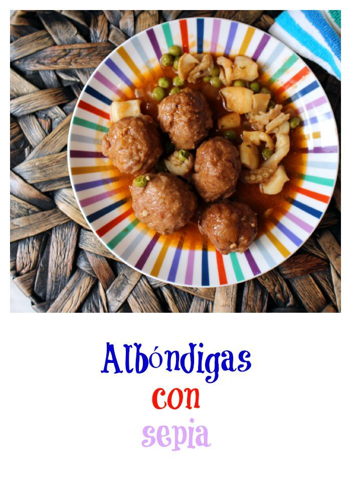 Comida de lujo, hecha por un adolescente: http://elfestindemarga.blogspot.com.es/2015/09/albondigas-con-sepia-cocina-con-ulises.html