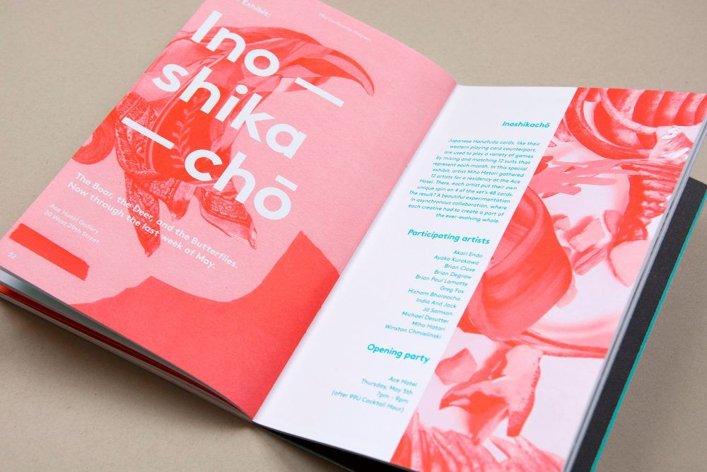 99u Conference 2016 Nyc Mark Brooks Art Direction Graphic Design Graphic Design Layouts Booklet Design Zine Design