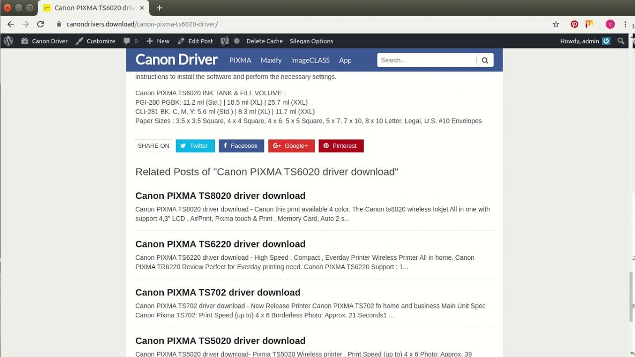 canon ts6020 driver (With images) Canon, Drivers, Lettering