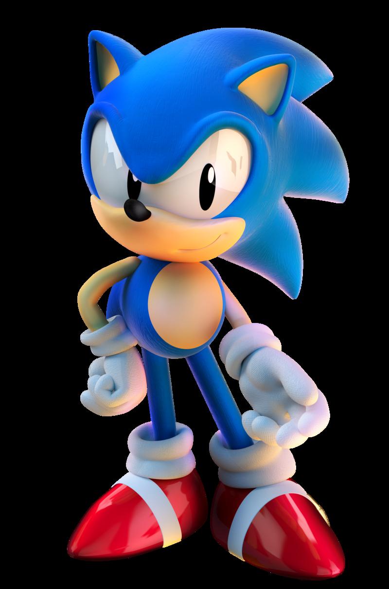 Classic Unleashed By Fentonxd On Deviantart Como Dibujar A Sonic Sonic Sonic Dibujos