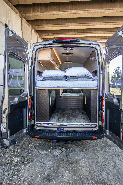 Rossmönster Vans Custom Van Builds and Rentals in 2020