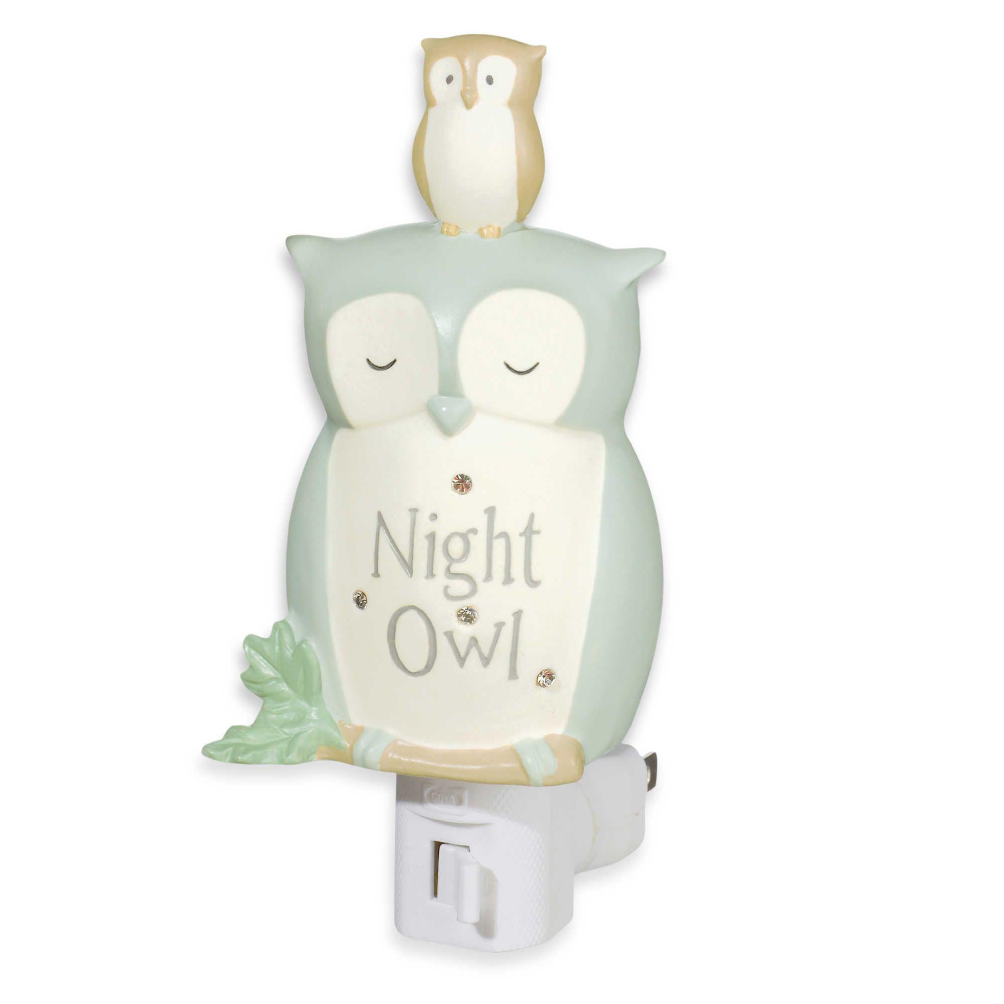 Grasslands Road® Owl Nightlight Owl night light, Owl