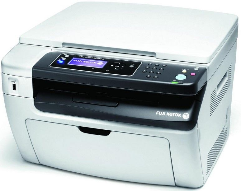 Fuji Xerox Docuprint M205b Printer Driver Download Printer