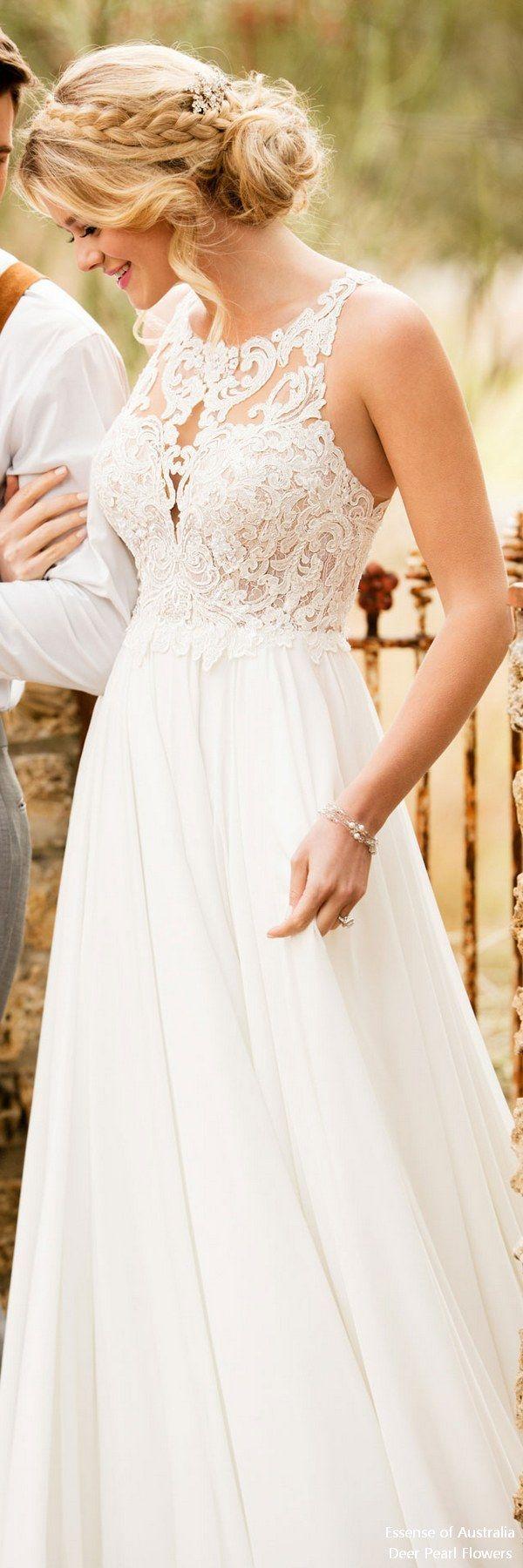 Essense of Australia Wedding Dresses Fall 2017 & Spring 2018  - Bridal -