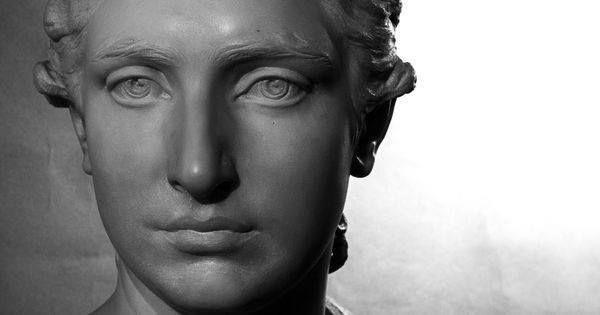 Britanniacomms: Francesco Jerace Ritratto di donna Napoli Museo Civico in Castel Nuovo #sculpture #art #travel https://t.co/ljfqHF3YlU #OurCam #Photography