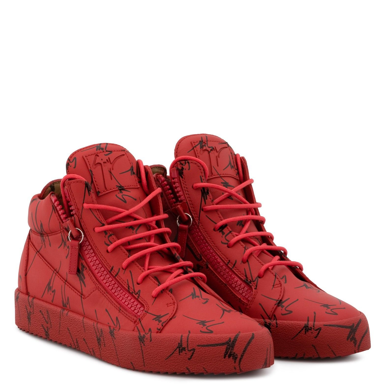 d09cbe11a82b3 Giuseppe Zanotti The Signature - Red Us7 (It40) | Products ...