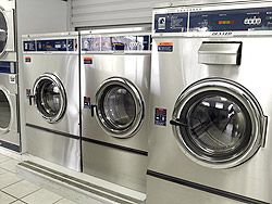 Dexter Coin-op Laundry machines | coin-op laundry equipment