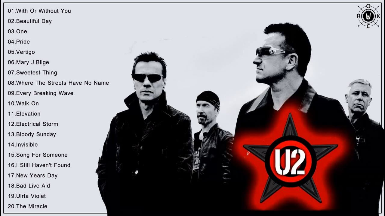 U2 Greatest Hits Full Album 2018 Top Hits Of U2 Collection