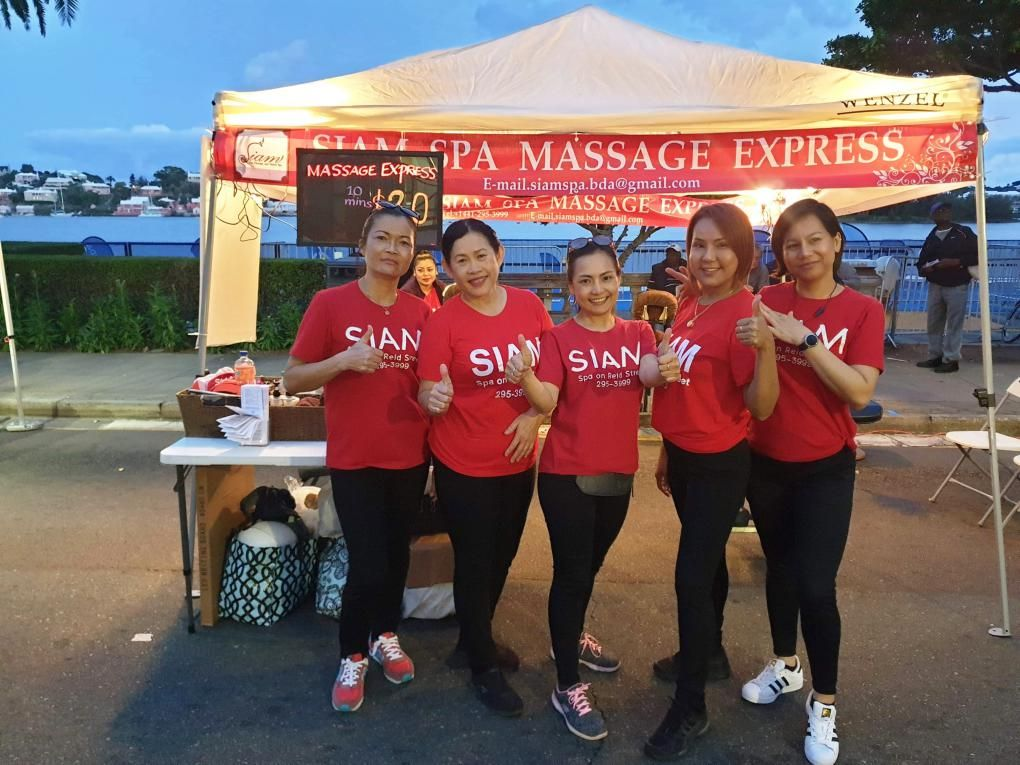 Bermuda Harbor Nights | Thai massage, Spa, Spa day