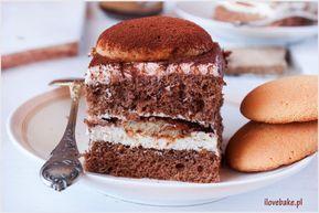 Ciasto Latte Macchiato - przepis #lattemacchiato