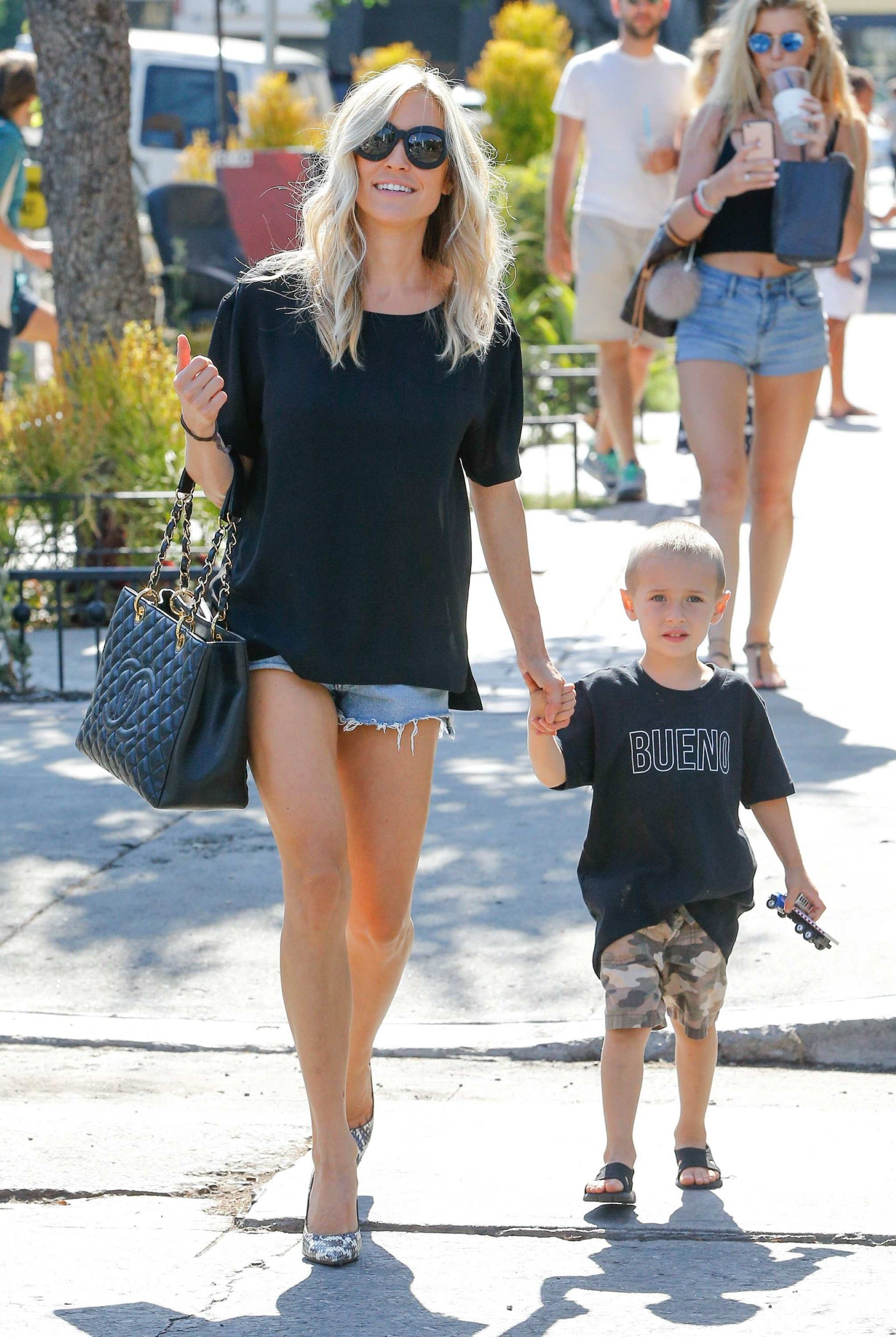 e5cd928d7b60 Kristin Cavallari spotted with Camden in Los Angeles, July 27, 2016 ...
