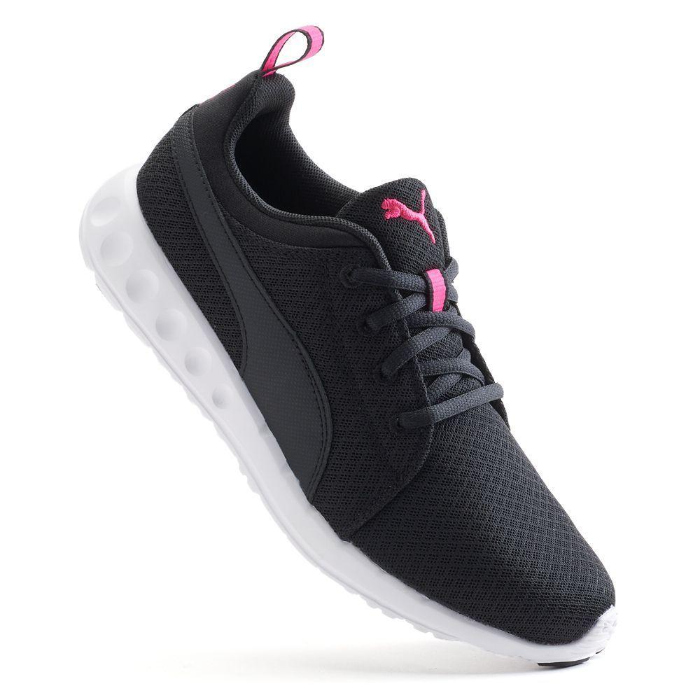 PUMA Carson Women's Running Shoes, Size: 5.5, Black