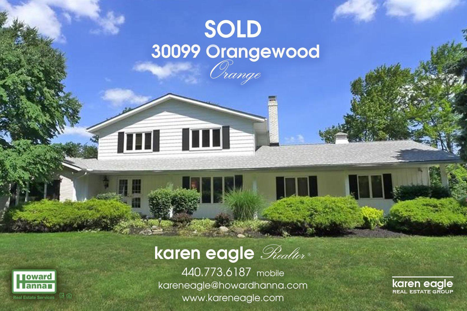 Sold in orange ohio congratulations and best wishes to the sellers congratulations and best wishes to the sellers and new owners kristyandbryce Gallery