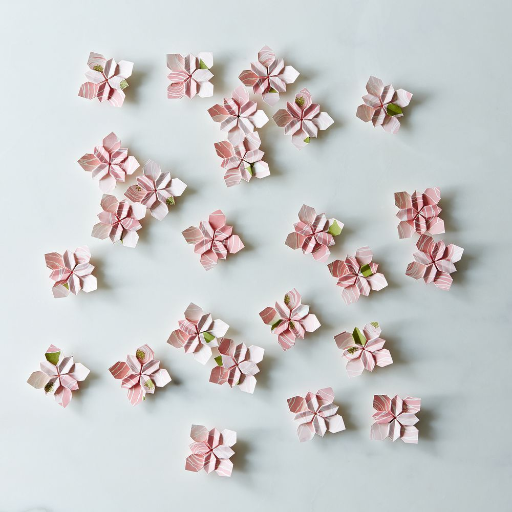 Photo of Origami Wedding Petals (Set of 25)