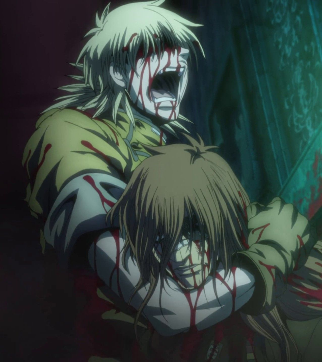 Victoria Anime: Probably The Saddest Scene In Hellsing Ultimate.