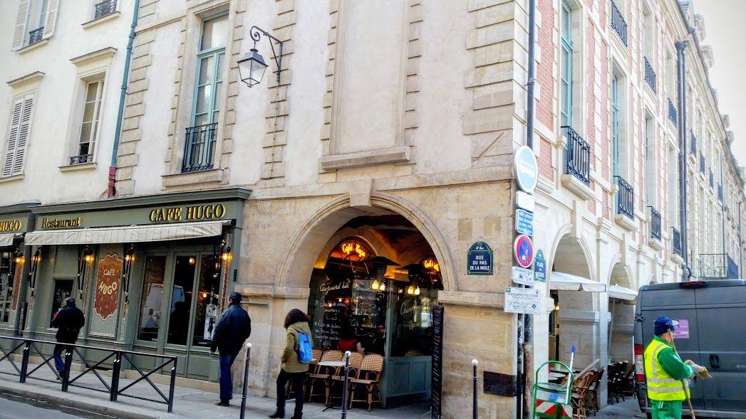 Na Janelinha para ver tudo: Dica do Café Victor Hugo