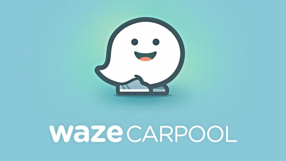 Waze offers carpool rides through its app like Uber Lyft